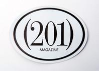 (201) Car Magnet