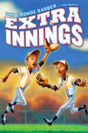 Extra Innings by Tiki Barber (signed by the author)