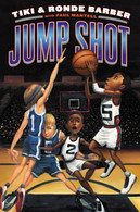 Jump Shot by Tiki Barber (signed by the author)