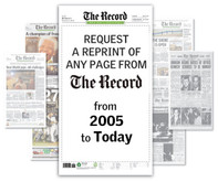 Page Reprints from The Record (2005-present)