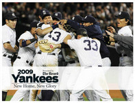 2009 Yankees: New Home, New Glory
