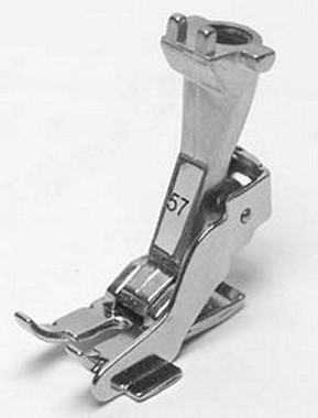 """FOOT Bernina up to 1630 1/4"""" Patchwork old style (0011277000)"""