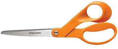 Fiskars Classic No. 8 Bent Right Hand Scissors (RA-9451)