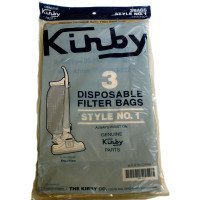 Kirby PAPER BAG, STYLE 1 TRADITION 3CB 3PK