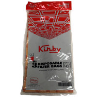 kirby PAPER BAG, STYLE 2 HERITAGE 1HD 3PK