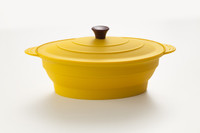 Large Oval Steamer - Shown in Gold