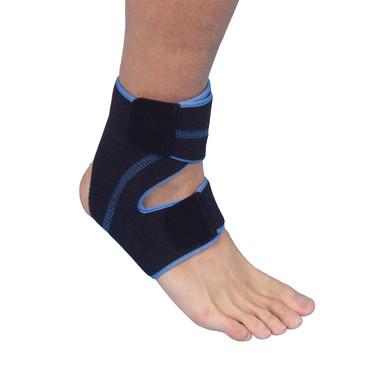 Neoprene Ankle Support on Leg