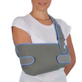 903 – Arm Sling & Shoulder Immobilizer – Recommended for effective shoulder immobilisation and arm support following shoulder surgery or shoulder injury.  Available in 4 sizes.