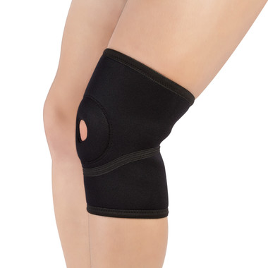 204 – Open Patella Assisted Knee Support – Available in 6 sizes