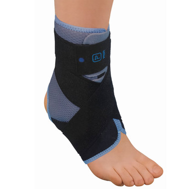 T114 – AirTex Breathable Figure-of-Eight Ankle Support with Side Stabilisers
