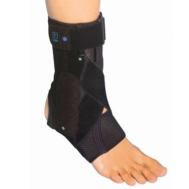 T116 – AirTex Breathable Figure-of-Eight Ankle Support and Spiral Stabilizer Ankle Stays