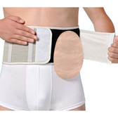 Ostomy Support Belt - 2 Piece