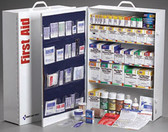 5-Shelf, 1720-Piece Industrial First Aid Station (Without Liner)