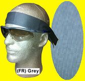 Occunomix #940-FR11 Miracool Cooling Bandannas FR Gray