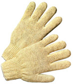 Cotton Polyester String Knit Gloves (sold by the dozen)