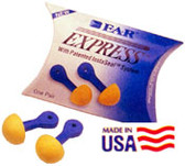 EAR Express Pods without Cords (100 ct)