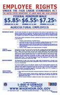 Fair Labor Standards Act (Minimum Wage) for Agricultural ...