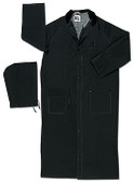 MCR Classic Plus 35 mm BLACK FR Raincoat PVC 60 inch Raincoat