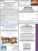 Idaho Labor Law Poster