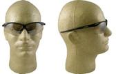 Jackson Nemesis Safety Glasses with Black Frame Indoor Outdoor Lens