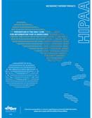 HIPAA Poster - 24X32