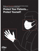 Wear Your PPE - Healthcare (24 by 32 inch)