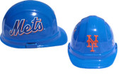 New York Mets MLB Baseball Safety Helmets with pin lock suspensions