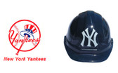 New York Yankees MLB Baseball Safety Helmets with pin lock suspensions