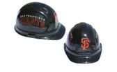 San Francisco Giants MLB Baseball Safety Helmets with pin lock suspensions