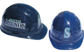 Seattle Mariners MLB Baseball Safety Helmets with pin lock suspensions