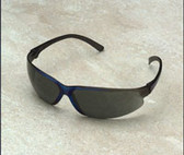 ERB Super Safety Glasses: Super ERB's Safety Glasses Blue Frame w/Smoke Lens