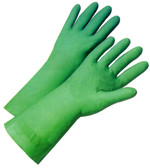 Nitrile Flock Lined 15 Mil Glove 13 inch length (sold by the dozen)