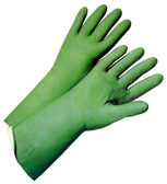Nitrile Flock Lined 18 Mil Glove 13 inch length (sold by the dozen)
