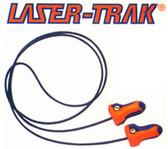 Laser-Trak Earplugs w/Cords (100 ct.)