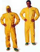 Tyvek® QC Coveralls with Hood, Boots and Elastic Wrists (12 per case)
