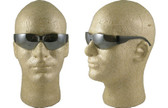 Gateway Mini Starlite Safety Glasses with Silver Mirror Lens