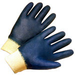 Nitrile Fully Coated Glove (sold by the dozen)