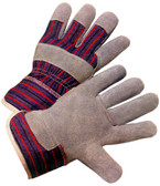 Economy Single Palm Leather Glove (priced and sold by the dozen)