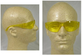 Gateway Starlite Safety Glasses with Amber Lens