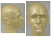 Gateway Starlite Safety Glasses with Fog-Free Lens