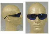 Gateway Starlite Safety Glasses with Blue Mirror Lens