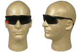 Smith & Wesson Mini Magnum Safety Glasses with Smoke Lens