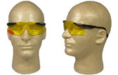 Smith & Wesson Mini Magnum Safety Glasses with Amber Lens