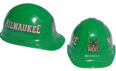 Milwaukee Bucks NBA Basketball Safety Helmets