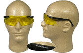 Smith & Wesson Magnum Amber Lens Safety Glasses