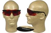 Smith & Wesson Magnum Copper Blue Blocker Lens Safety Glasses