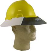 MSA #697290 MSA V-Gard Cap Style Plastic Sun Shield