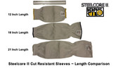 "Steelcore II Cut Resistant Sleeves 12 inch (SOLD BY ""EACH"")"