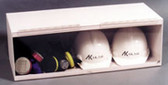 AKltd #AK-233 Safety Helmet Storage Cabinet