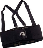 Universal Back Support With Suspenders